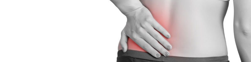 Causes Of Back Pain In Women